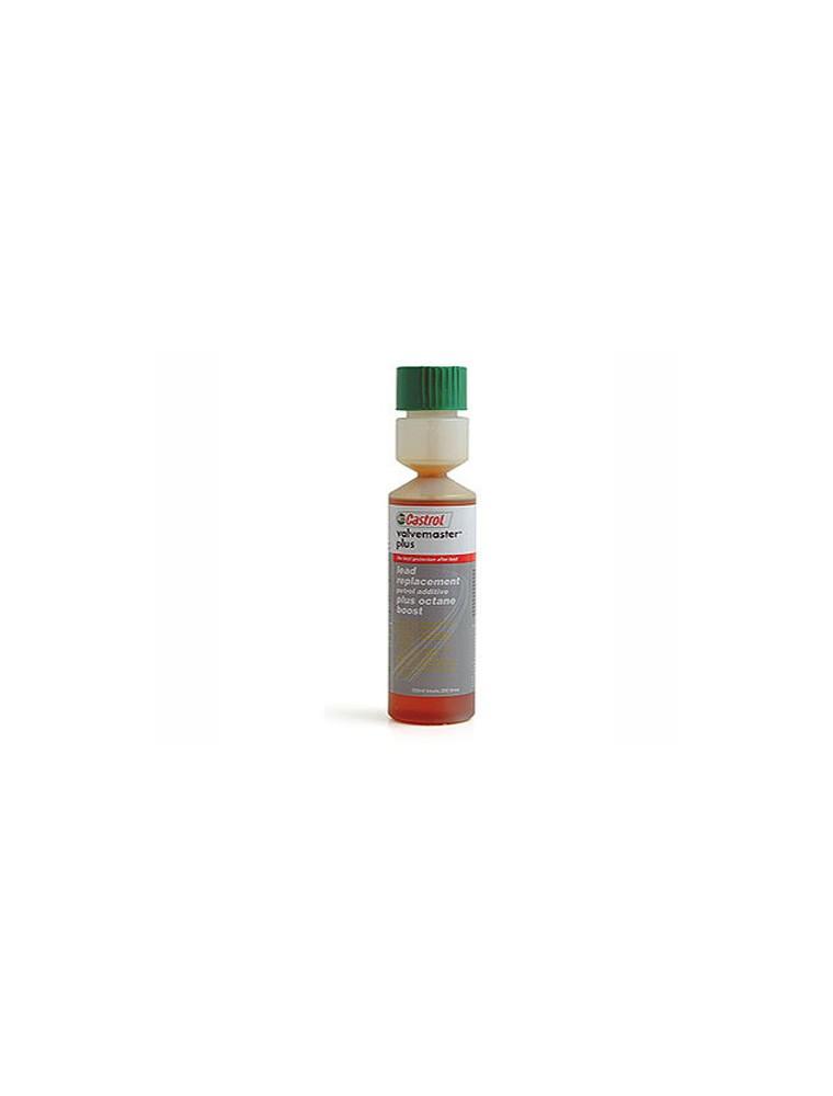 additif sans plomb Castrol Valvemaster avec booster d'octane