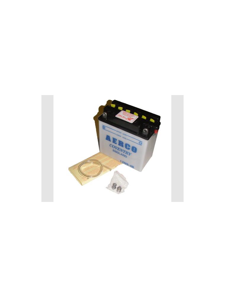Batterie 12V 9A (12N9-4B)
