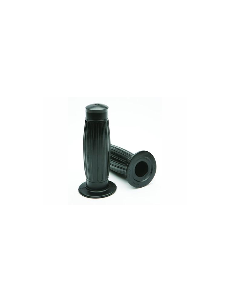 Paire de caoutchoucs poignée type BESTON - diametre 22mm