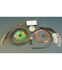 Kit allumage electronique PAZON 6V bicylindre (61482)