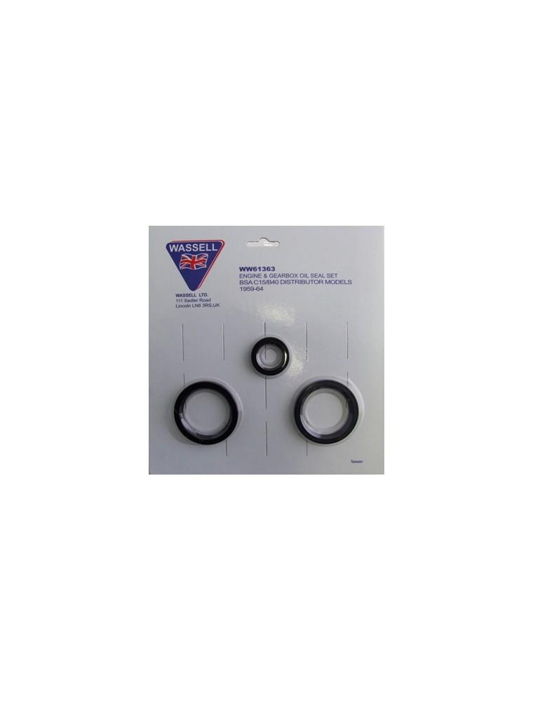 Pochette de joints spy BSA C15/B40 Distributeur (61363)