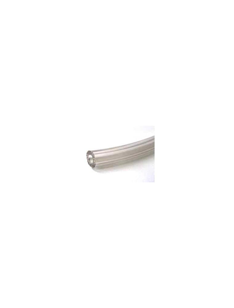 Durite huile & essence transparente 1/4'' (6.35mm)
