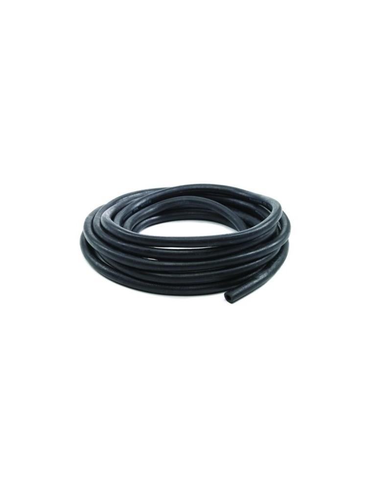 Durite huile & essence noire diametre 5/16'' (8mm)
